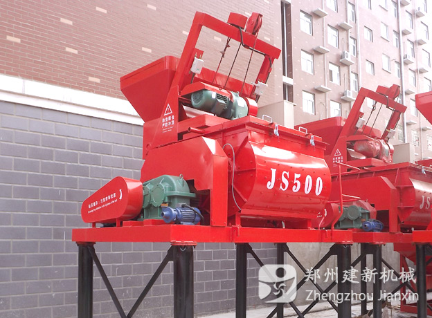JS500jrs直播火箭队搅拌机