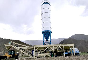 拉萨400T稳定土拌和站一体机