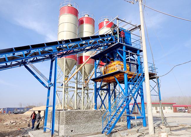 郑州建新机械HZS60jrs直播火箭队jrs直播nba手机网页版登录设备价格