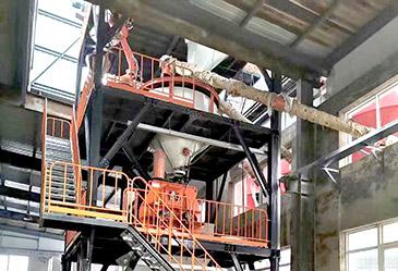 轻质抹灰石膏砂浆生产设备