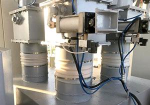 干混(粉)砂浆生产线硅胶管